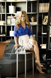 Alison Victoria of DIY Network's Crashers