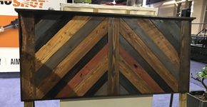 Wood Pallet to be used in the challenge