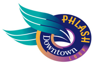 Phlash Downtown Logo