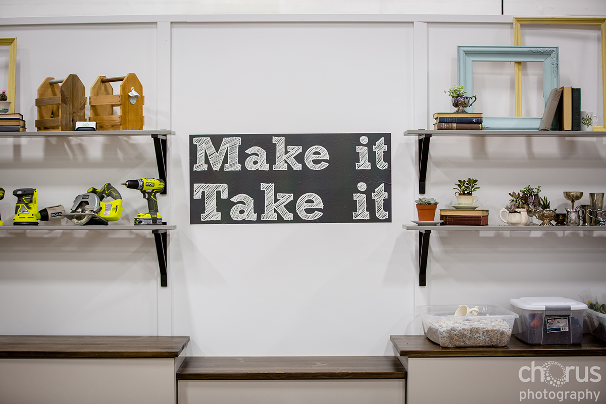 Make-It, Take-It Workshops
